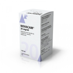 Novacam injectable 20mg/ml 100 ml