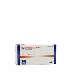 Cunipravac RHD 10 dosis