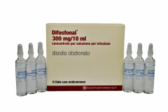 Difosfonal 300 mg 6 x 10 ml