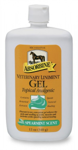 Absorbine Veterinary Liniment Gel 340 ml