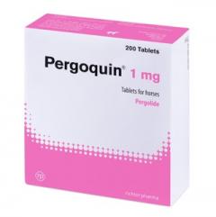 Pergoquin 1 mg 200 tabl
