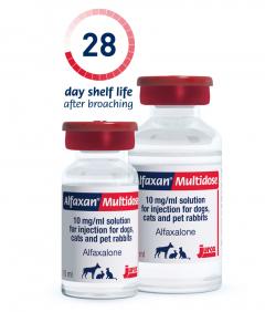 Alfaxan Multidose 10mg/ml 20ml