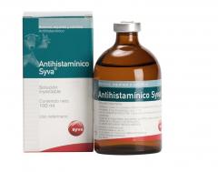 Antihistaminico SYVA 100ml