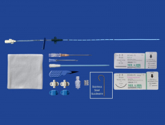 Antimicrobial Guidewire Catheter Kit