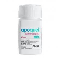 Apoquel 3,6 mg 20 tab