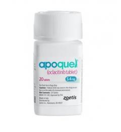 Apoquel 5,4 mg 20 tab