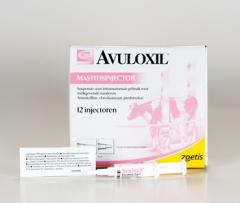 Avuloxil 12 inj + koeherkenningsbandje