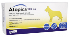 Atopica 100 mg 30 capsules