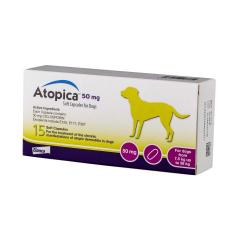 Atopica caps 50 mg 15st