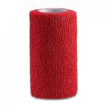 Powerflex bandage 4.5 x 10 cm 18 pcs Red