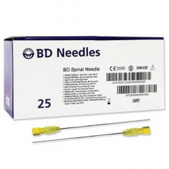 BD Spinal needle