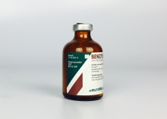 Benzylpenicilline natr. 10 milj. IE 50 ml