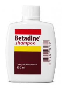 Betadine Shampoo 120 ml