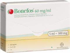 Bonefos 300 mg 5x5 ml