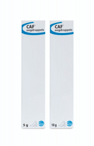 CAF ointment tube