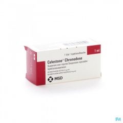 Celestone Chronodose 5,7mg/ml 5 ml amp. 1st.