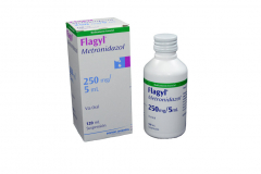 Flagyl 125mg/5ml susp. 120ml