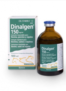 Dinalgen 150 mg/ml solution for injection 100ml