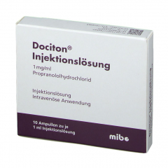 Dociton 1mg/ml 10x1ml doos