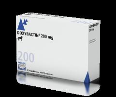 AST - Doxybactin, 200 mg tabs 10x10