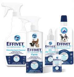 Effivet Skin & wound Hydrogel 250ml