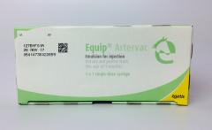 Zoetis - Equip Artervac, 1 dose (prefilled syringe)