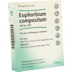 Euphorbium 5 x 5 ml