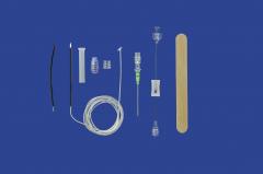 Eye Lavage Kit - Curved trocar