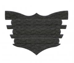 Flair Equine - Black Nasal Strip, 1 pcs