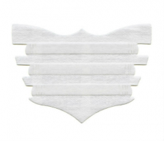 Flair Equine - White Nasal Strips, 6 pcs
