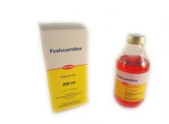 Fosfocarnitina 250 ml