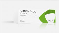Furacin Pomada 2mg/g 100 g