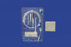 MILA - Guidewire Large Animal Catheter Antimicrobial 16GA x 11cm