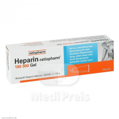 Hepa-Gel 180.000 100g/ Heparin