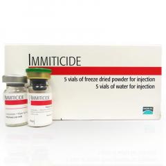 Immiticide box/5 bottles