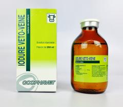 Iodure Veto-Veine 250 ml