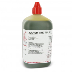 Topro - Iodine tincture 2%, 1000 ml