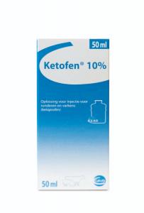 Ketofen 10% 50 ml