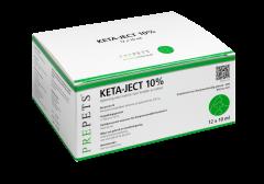 Keta-Ject 10% 10 ml