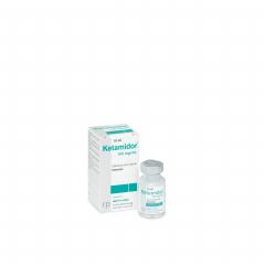 Ketamidor 100mg/ml Inj. 10 ml