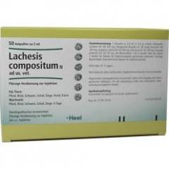 Lachesis comp. 50 x 5 ml