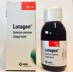 Lotagen Solution 100 ml - 36%