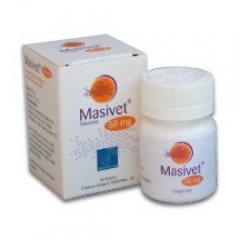 Masivet 50 mg 30 tablets