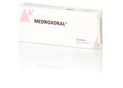 Medroxoral 5 mg 2 x 10 tabs