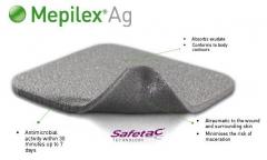 Mepilex Ag 20 x 20 cm 5 pcs