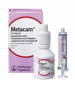 Boehringer Ingelheim - Metacam Dog 1,5mg/ml, 32 ml (suspension)