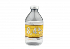 Natriumbicarbonaat 8,4% 250 ml /Sodium bicarbonate 8,4% 250