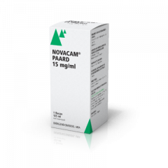 Novacam 15 mg/ml 125 ml paard