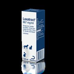 AST - Laxatract, 120 ml