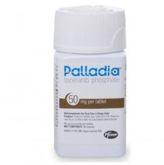 Palladia 50 mg 4 x 5 tabletten